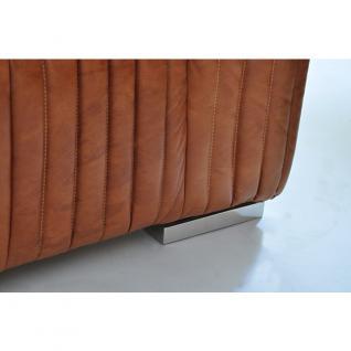 Ledersofa Columbia 3-Sitzer Vintage-Leder - Vorschau 3