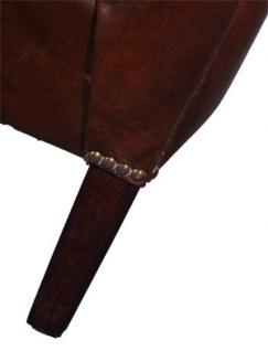 Lehnsessel Lewes Vintage Leder - Vorschau 5