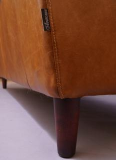 Cocktailsofa Manitoba 2-Sitzer Vintage Leder - Vorschau 4