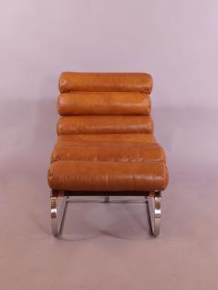 Metronom Relax-Liege Columbia Brown Vintage Leder