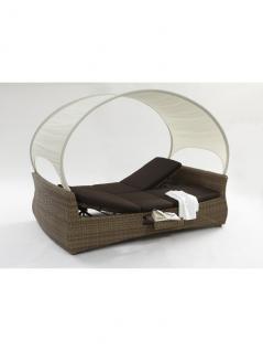 atmungsaktive schutzh lle sonnenliege rantum double haube h lle schutzhaube kaufen bei mehl. Black Bedroom Furniture Sets. Home Design Ideas