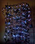 Weihnachtsbeleuchtung / Lichterketten 110 Lichter Rubber Net Light
