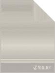Ibena Strandkorb Kuscheldecke 3422 (asphla / schnee) Decke Strandkorbdecke Wohndecke Gartendecke