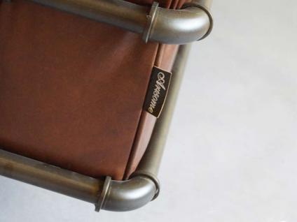 Wakefield Design Clubsofa Sofa 3-Sitzer Aluminium - Vorschau 5