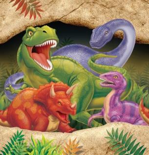 Dinosaurier Plastik Tischdecke