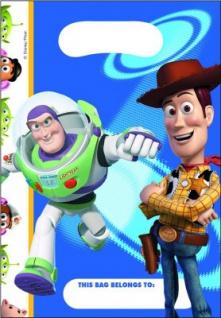 6 Toy Story Party Tüten - Vorschau