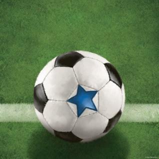 32 Teile Fußball Champion Party Deko Set für 8 Personen - Vorschau 4