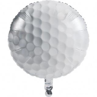 Folien Ballon Golf Party