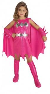 Batgirl Pink Kostüm Set