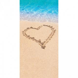 10 Taschentücher Beach Love
