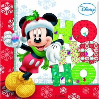 63 Teile Disneys Micky und Minnie Weihnachts Deko Set 16 Kinder - Vorschau 4