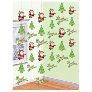 Weihnachten Tür und Wand Dekoration