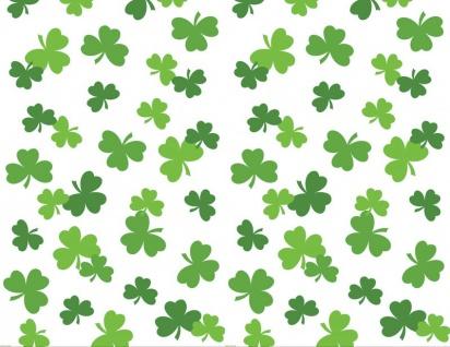Tischdecke Kleeblatt St. Patricks Day