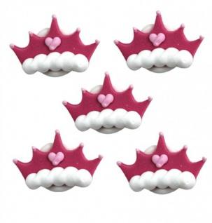 Erster Geburtstag Muffin Dekorations Backset Rosa für bis zu 75 Cupcakes - Vorschau 4