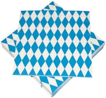 Basis Bavaria Party Deko Set Oktoberfest für 10 Personen - Vorschau 4
