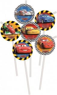 6 Cars RSN Trinkhalme