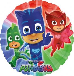 Folien Ballon PJ Masks Pyjamahelden