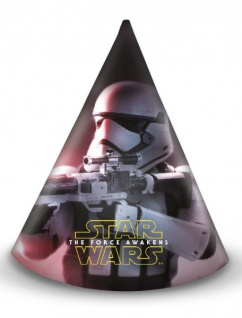 6 Hütchen Star Wars 7 das Erwachen der Macht