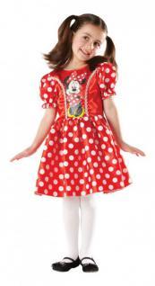 Minnie Maus Kostüm Rot