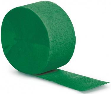 Kreppband Smaragd Grün