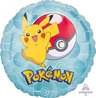 Pokemon Folien Ballon