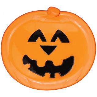 Halloween Kürbis Tablett