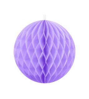 Wabenball Lavendel 20 cm