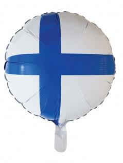 Finnland Folien Ballon 45 cm