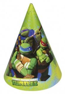Ninja Turtles Party Hütchen