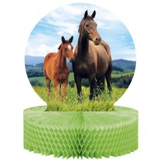 Wilde Pferde Tischaufsteller