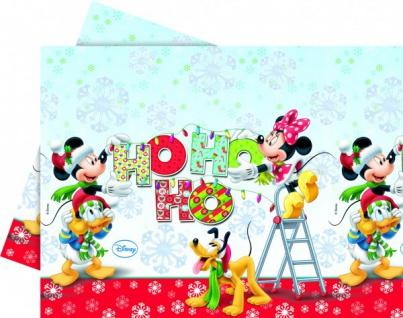 63 Teile Disneys Micky und Minnie Weihnachts Deko Set 16 Kinder - Vorschau 5