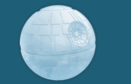 Star Wars Todesstern Silikon Eiswürfelform