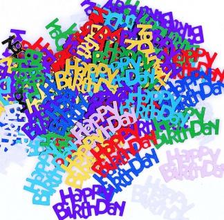 XL Party Deko Set Regenbogen Geburtstag für 16 Personen - Vorschau 4
