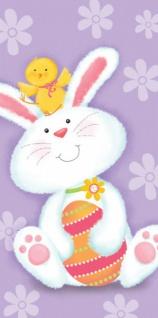 10 Papier Taschentücher Oster Hase