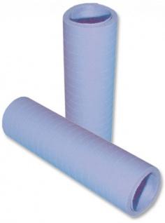 Papier Luftschlangen Lavendel - 1 Rolle a 20 Wurf flammensicher