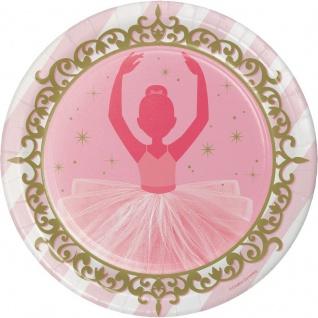8 Teller Prima Ballerina