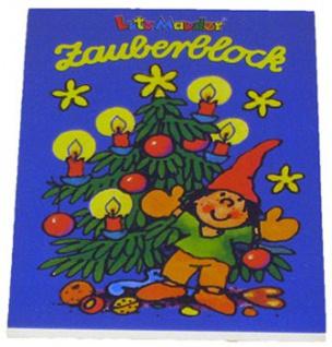 Zauberblock Weihnachten