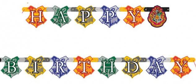 Harry Potter Geburtstags Girlande