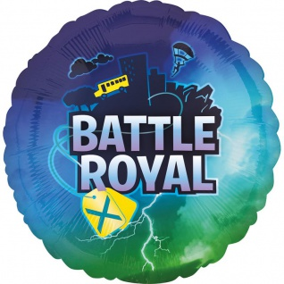 Gaming Folien Ballon Battle Royal