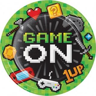 8 Teller Gaming Party