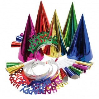 20 Teile Silvester Party Set 1