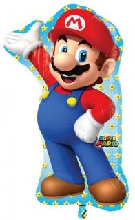 XXL Folienballon Super Mario