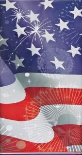 Tischdecke USA Classic Party Deko
