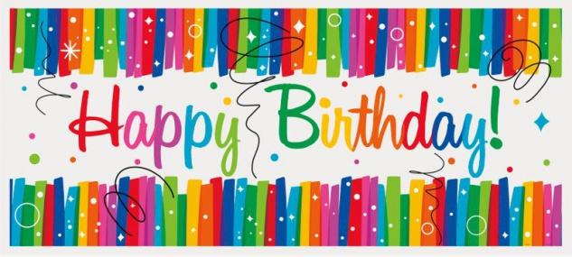 XL Party Deko Set Regenbogen Geburtstag für 16 Personen - Vorschau 3