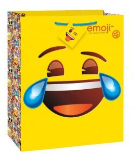 Emoji Faces Geschenk Tüte - Vorschau