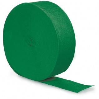 Kreppband Smaragd Grün 150 Meter
