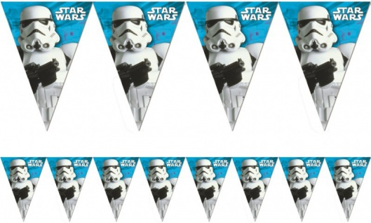 Wimpel Kette Star Wars Classic Heroes