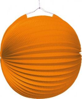 Lampion in Orange