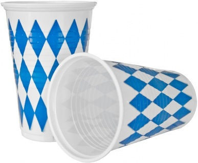 Basis Bavaria Party Deko Set Oktoberfest für 100 Personen - Vorschau 2