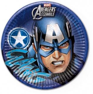 8 Avengers Teens Teller Captain America